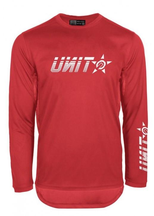 UNIT - CASE MX JERSEY RED